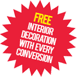 Free decoration offer