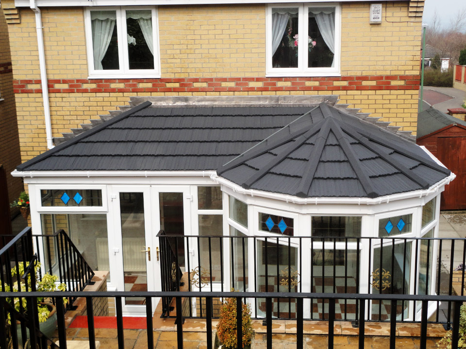 Conservatory Roof Conversion >> Thermolite Conservatory Roof Conversions Reduce Energy Costs