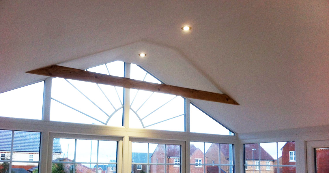 Conservatory Roof Conversion >> Conservatory Roof Insulation - Reduce Your Energy Costs